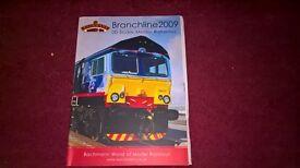 Bachmann Branch Line 2009 00 Gauge Catalogue