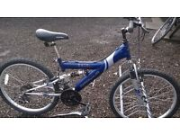 TEENAGER SMALL ADULT MOUNTAIN BIKES 3 OFF 24 IN WHEELS SEE ALL PIC