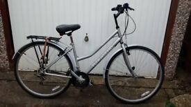 Ladies Towsend 17 inch bicycle/bike