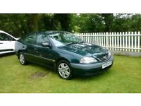 Toyota Avensis Car, Low Mileage, Full years MOT, Dark Green