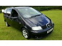 Seats alhambra 130 7 seater not vw Sharon ford galaxy