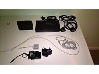 talktalk tv box, wifi unit and leads £10