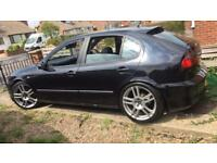 Seat Leon cupra 1.8t low millage modified