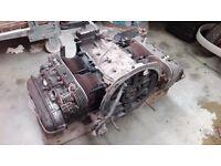 VW T25 AIRCOOLED ENGINE – 2000cc - TYPE 4 IV - CU CODE - VOLKSWAGEN T2 BAY WINDOW