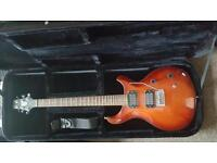 Prs style stagg electric guitar