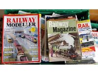 Railway Modeller Railway Train Magazines