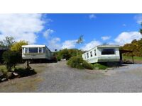 Holiday Caravan for hire Scotland Comrie