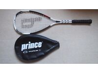 Prince Force 3 Aerolite Squash Racket With Prince Case