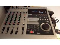 For Sale Yamaha MD 4s 4 Track Minidisc Mixer Recording Studio Reduced To Sell