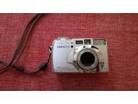 Pentax Optio 550 digital camera