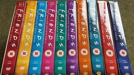 Friends DVD (Series 1-10)