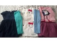 Girls clothes bundle age 5-6 and 6-7