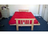 3-seater futon