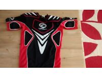 Optimum Rugby Under Armour - Mens small / 12-14 year old