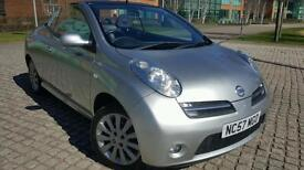 Nissan Micra Convertible Chic 1.6;11 Mths Mot;lady owner