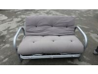 Grey Futon good used condition