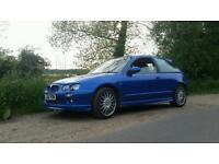 2002 mg zr 160 Trophy blue price dropped **