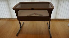 Chicco Next2Me Baby Crib - Used only once ! Excellent condition - On sale for GBP 89