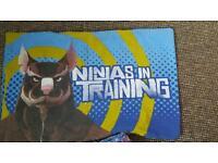 Teenage mutant ninja turtles duvet cover