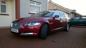 Jaguar XF Sportbrake SE Business
