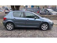 Peugeot 307 HDI 1.6 DIESEL 2007 (07) **Full Service History**Long MOT**Only £1895**