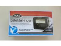 SATELLITE SIGNAL FINDER