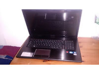"Lenovo G770 , 17.3"" HD display, 8GB RAM, intel core i5, 4x2,5GHz ,500GB HD"