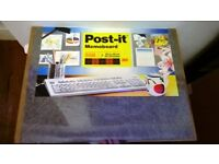 Self-adhesive Post-it ® noticeboard - brand new
