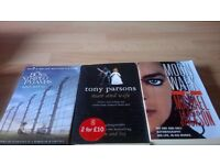 3 MISCS BOOKS FOR SALE