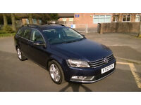 2012 12 Volkswagen Passat 2.0 TDI BlueMotion Tech SE 5dr