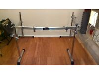 Pearl DR-503C Drum Rack (Curved Version) inc. 9 clamps