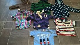 baby boy 9-12 months bought from next