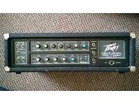 vintage peavey usa bass amp