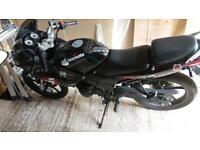 2015 reg lexmoto xtrs 125 cc