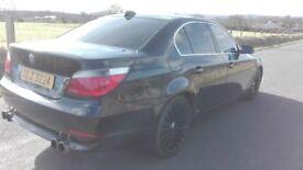 BMW 525i full mot cheap for quick sale