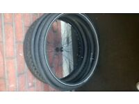 MOUNTAIN BIKE TYRES - IN VERY GOOD CONDITION - INNER TUBES INCLUDED - £5 EACH OR TWO FOR £8