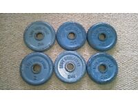 2kg weight plates
