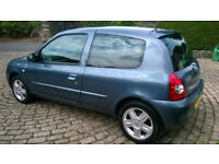 Exceptionally well maintained Clio Sport