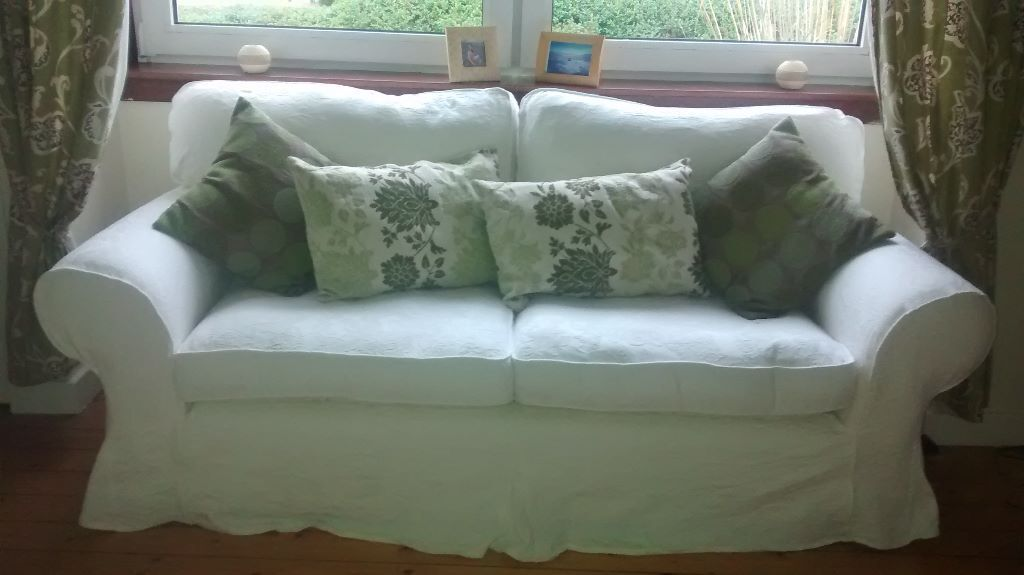 sofas natural colour 3 2 seaters with removable and