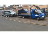 All scrap cars vans wanted £50 plus 07794523511