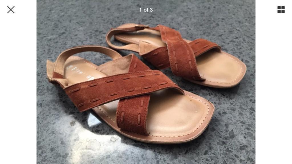 Firetrap sandals 7
