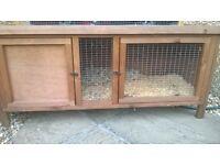 Small Outdoor guinea pig/rabbit hutch