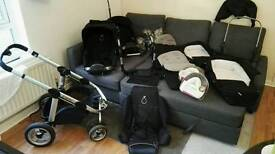 Icandy Apple to Pear travel system