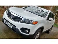 KIA SORENTO 2.2 CRDi kx-2 Luxury 7-Seater White 4x4 AUTOMATIC