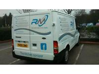 FORD TRANSIT 55 PLATE