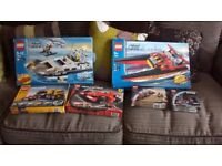 LEGO COLLECTION VARIOUS ITEMS