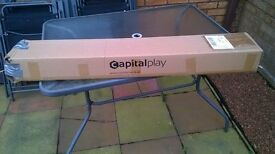 Brand new Capital Play 13 ft trampoline mat -80 ,no springs included.Cost £79.99 new ,still in box .