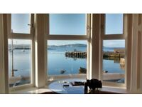 Beautiful first floor 2 bedroom flat located in the heart of Millport town