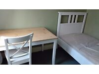 IKEA Furtniture to sell (bed, chair, table)