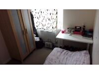Fully furnished single room to rent in Ardwick
